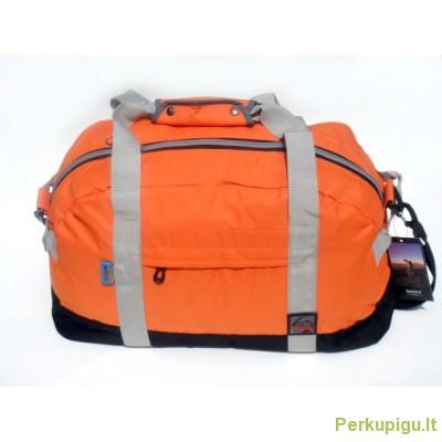 Kelioninis krepšys oranžinis